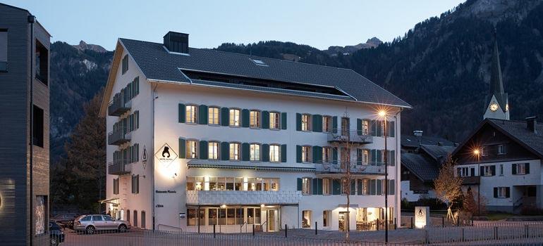 Bregenzerwald - Hotel Bären