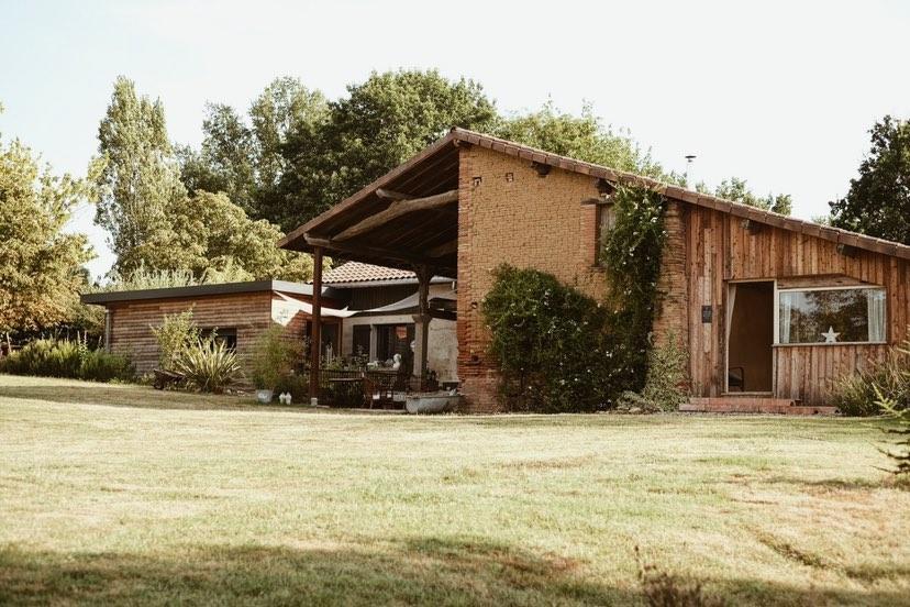 Occitanie - La maison du Lac