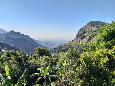 Montagne - Ella Sri Lanka