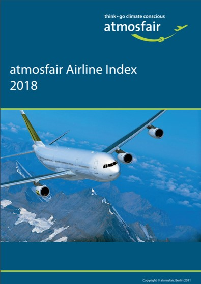 Couverture Astmosfair Airline Index 2018