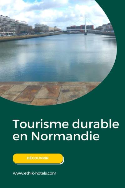 Balade au bord de l'eau en Normandie