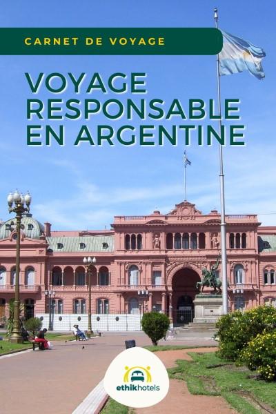 La Casa Rosada, maison rose en Argentine