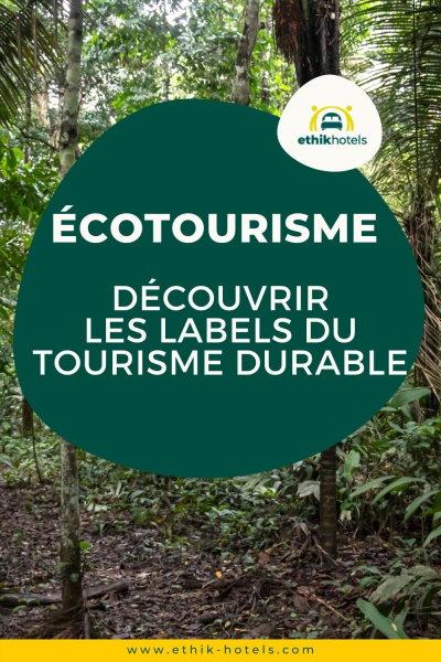 écotourisme, photo de la nature