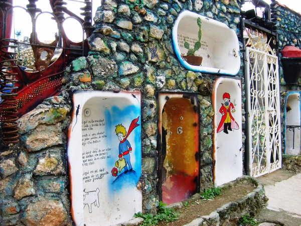 Le collejon de hamel, pour les amateur de street art