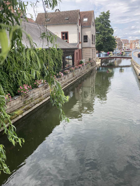 Old Amiens - One of the canals