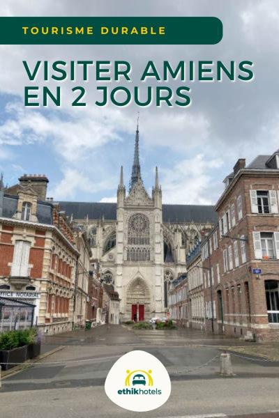 week-end-amiens : cathédrale amiens