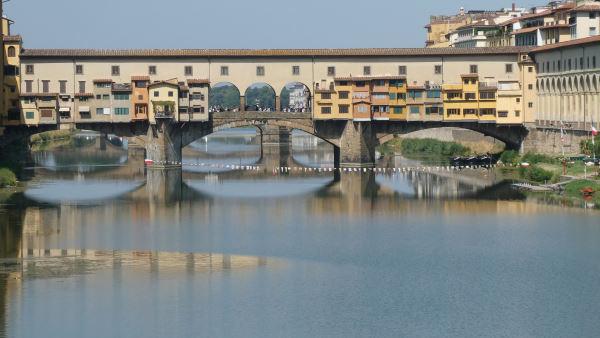escapade à Florence - Ponte Vecchio